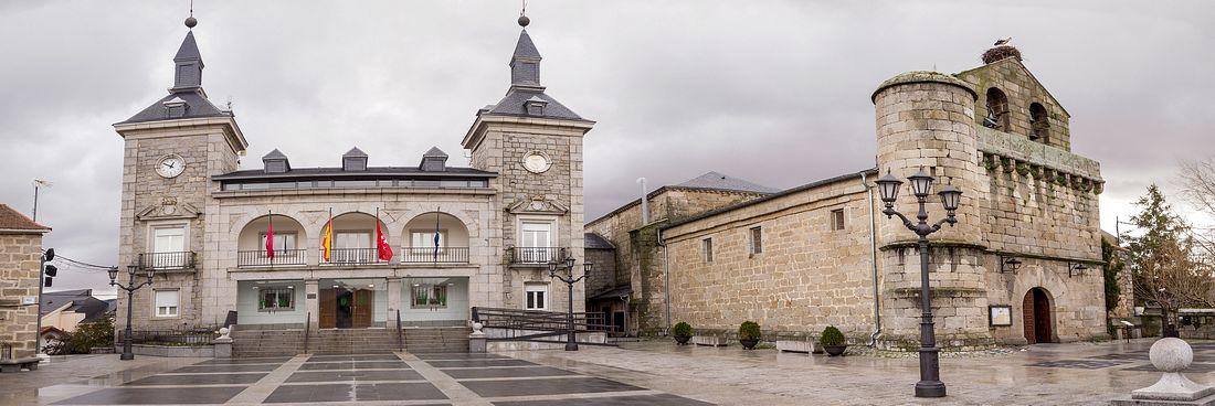 Alpedrete plaza